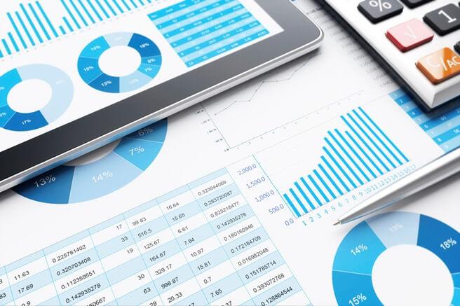 reporting graphique pour CFO